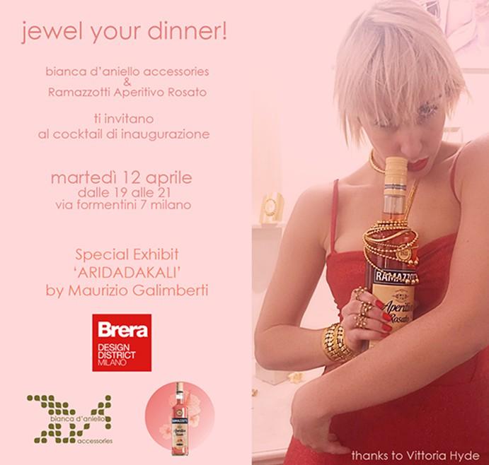 Jewel Your Dinner